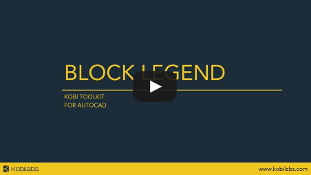 Toolkit for AutoCAD | Essential Productivity Toolsets | KobiLabs